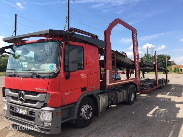 MERCEDES-BENZ 440   eev  autotransporter