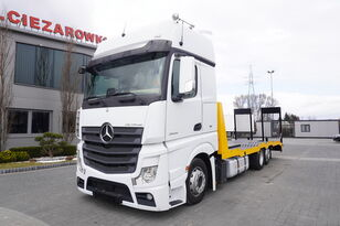 MERCEDES-BENZ Actros 2545 , E6 , 6x2 , NEW BODY 2021 , 7.9m , ramps , winch ,  autotransporter