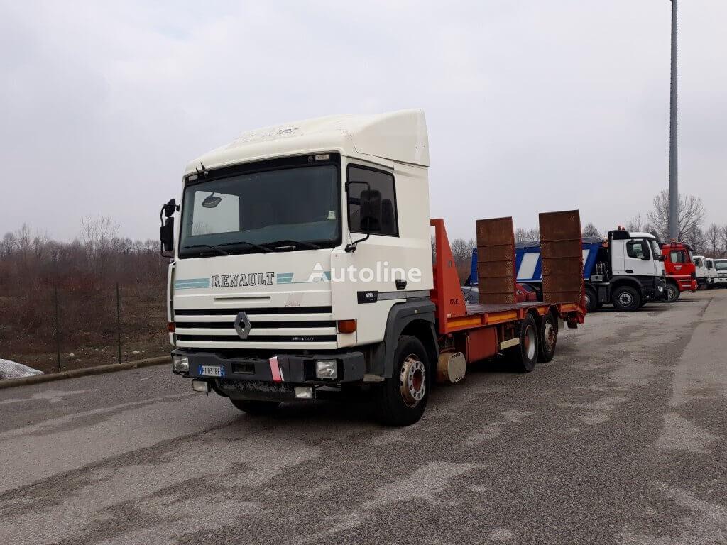 RENAULT R385  autotransporter