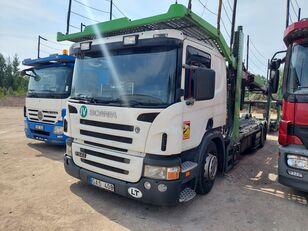 SCANIA P340  autotransporter