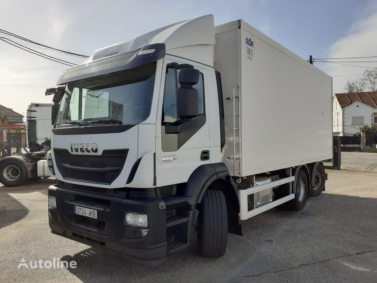 IVECO AD 260 36SY/PS izotermni kamion