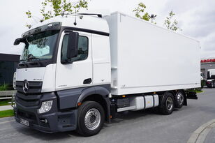 MERCEDES-BENZ Actros 2540 container / 6 x 2 / 18 EP izotermni kamion