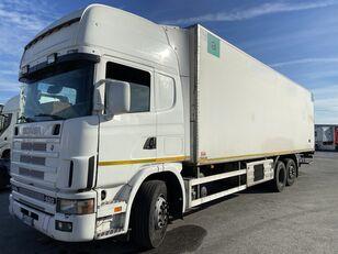 SCANIA Scania 124 - 420 Frigo izotermni kamion