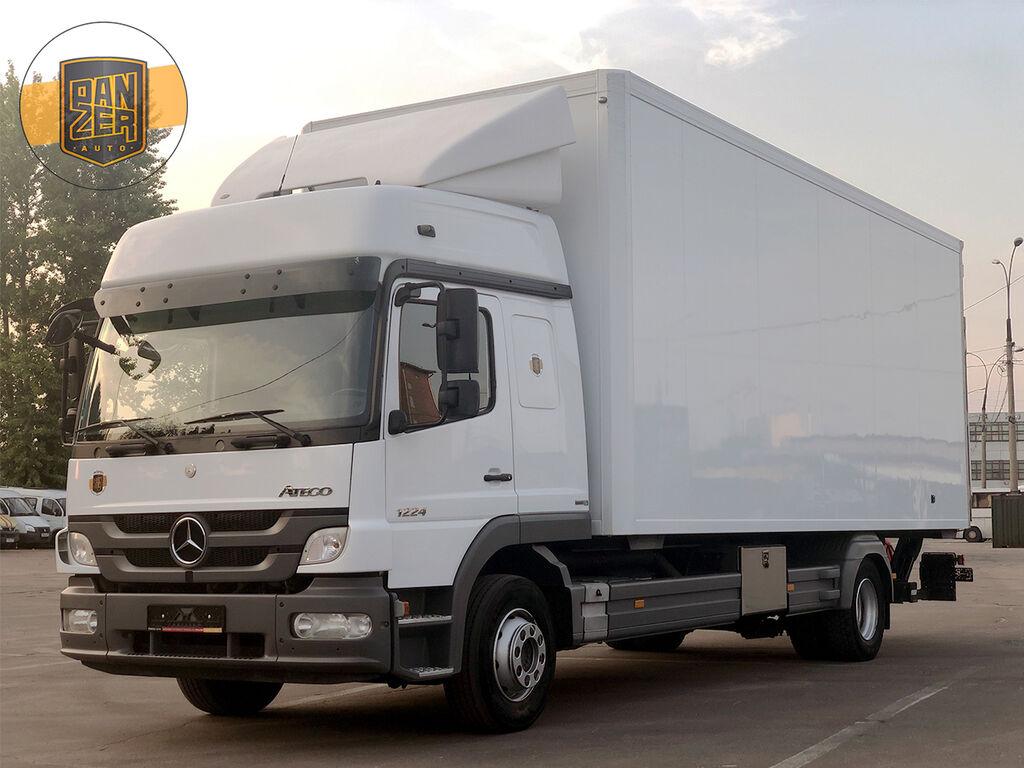 MERCEDES-BENZ ATEGO 1224L, TERMOS 49 KUBOV izotermni kamion