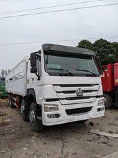 HOWO 336 HP 8x4 Drive Stake Body General Cargo Truck kamion furgon
