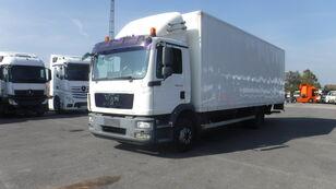 MAN TGM 12.250 koffer + lift kamion furgon