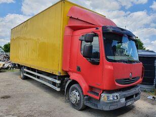 RENAULT MIDLUM 220 KONTENER+LBW KLIMA EURO 4 kamion furgon