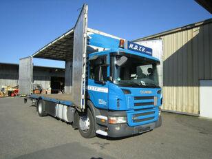 SCANIA P280 Getränke Tüv 2T Bühne   kamion furgon