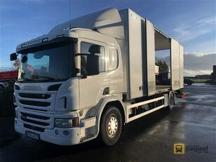 SCANIA P320 kamion furgon