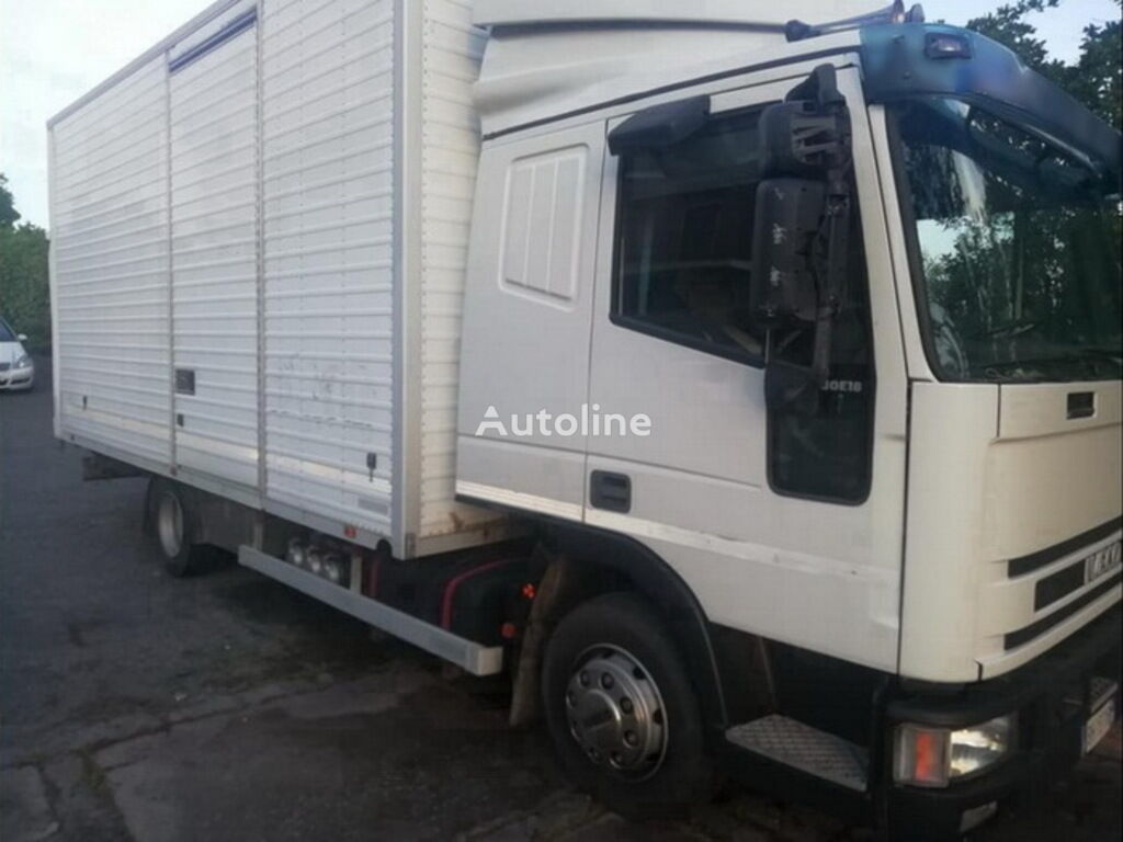 IVECO 80E18 kamion furgon