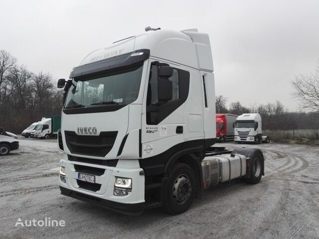 IVECO AS440 T/P kamion furgon