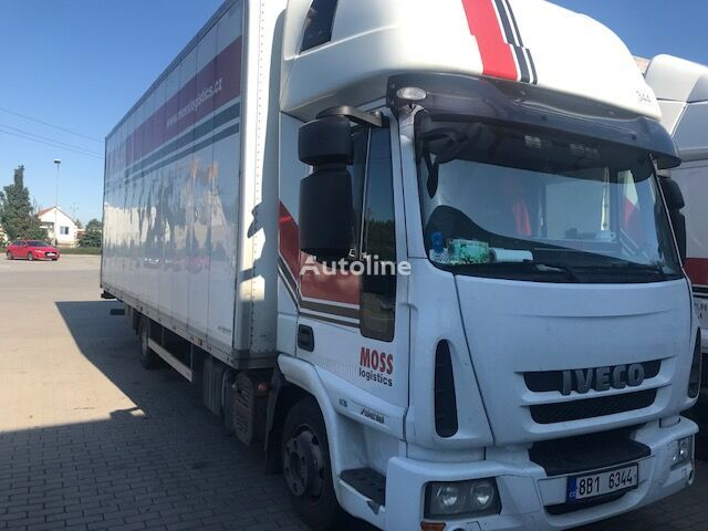 IVECO EUROCARGO 75E180 kamion furgon
