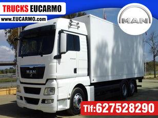 MAN TGX 26 440 kamion furgon