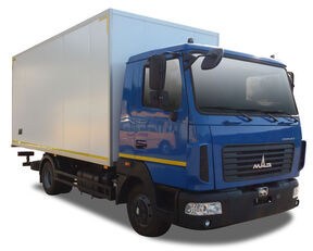 novi MAZ kamion furgon