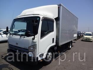 NISSAN ATLAS  kamion furgon