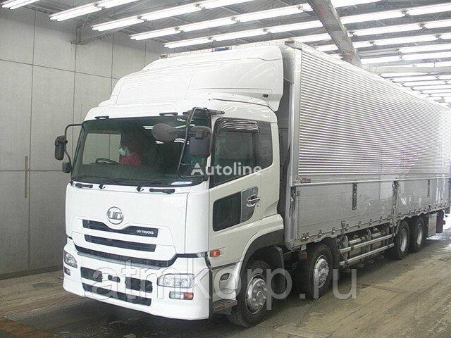 NISSAN QUON kamion furgon