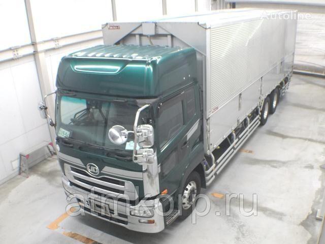NISSAN UD kamion furgon