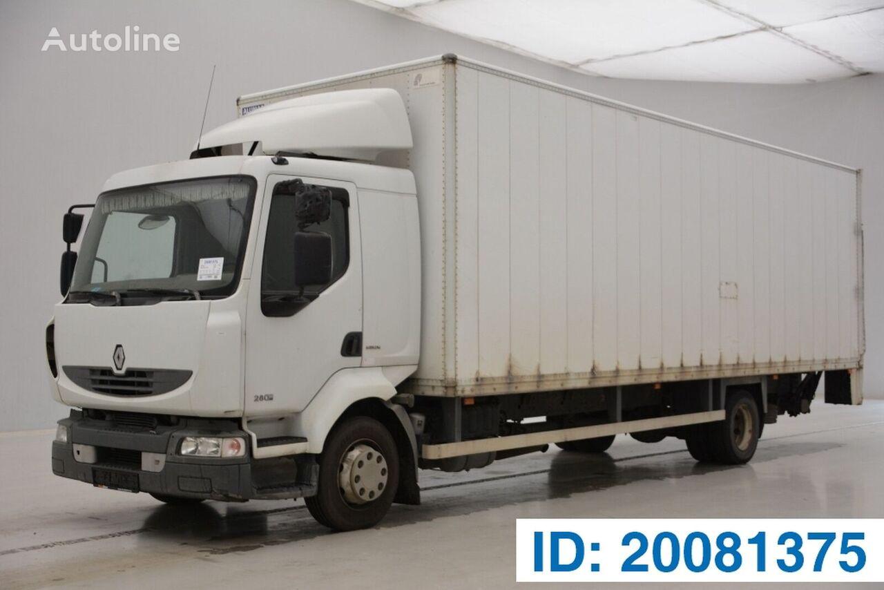 RENAULT MIDLUM 280 Dxi kamion furgon