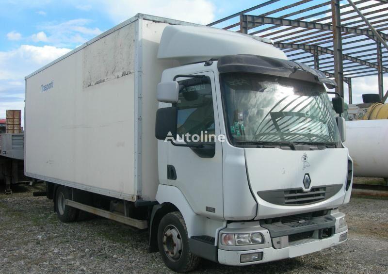 RENAULT Midlum 220 DCI kamion furgon