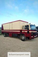 VOLVO FL617 left hand drive 17.5 ton manual pump full springs  kamion furgon