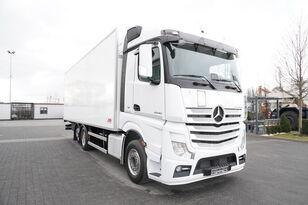 MERCEDES-BENZ Actros 2542 , E6 , 6x2 , 20 EPAL , Height 2,60m , retarder ,  kamion hladnjača