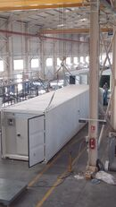 novi Ram Container cooling box 40 feet kamion hladnjača