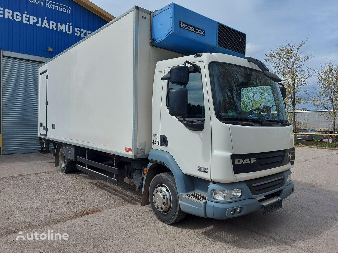 DAF LF 45 220 EU5EEV Tail Lift kamion hladnjača