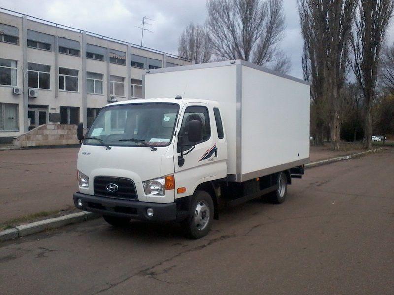 novi HYUNDAI HD-35 kamion hladnjača