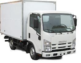 ISUZU NMR-85L kamion hladnjača