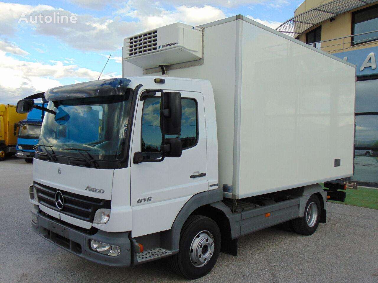 MERCEDES-BENZ 816 ATEGO /EURO 5 kamion hladnjača