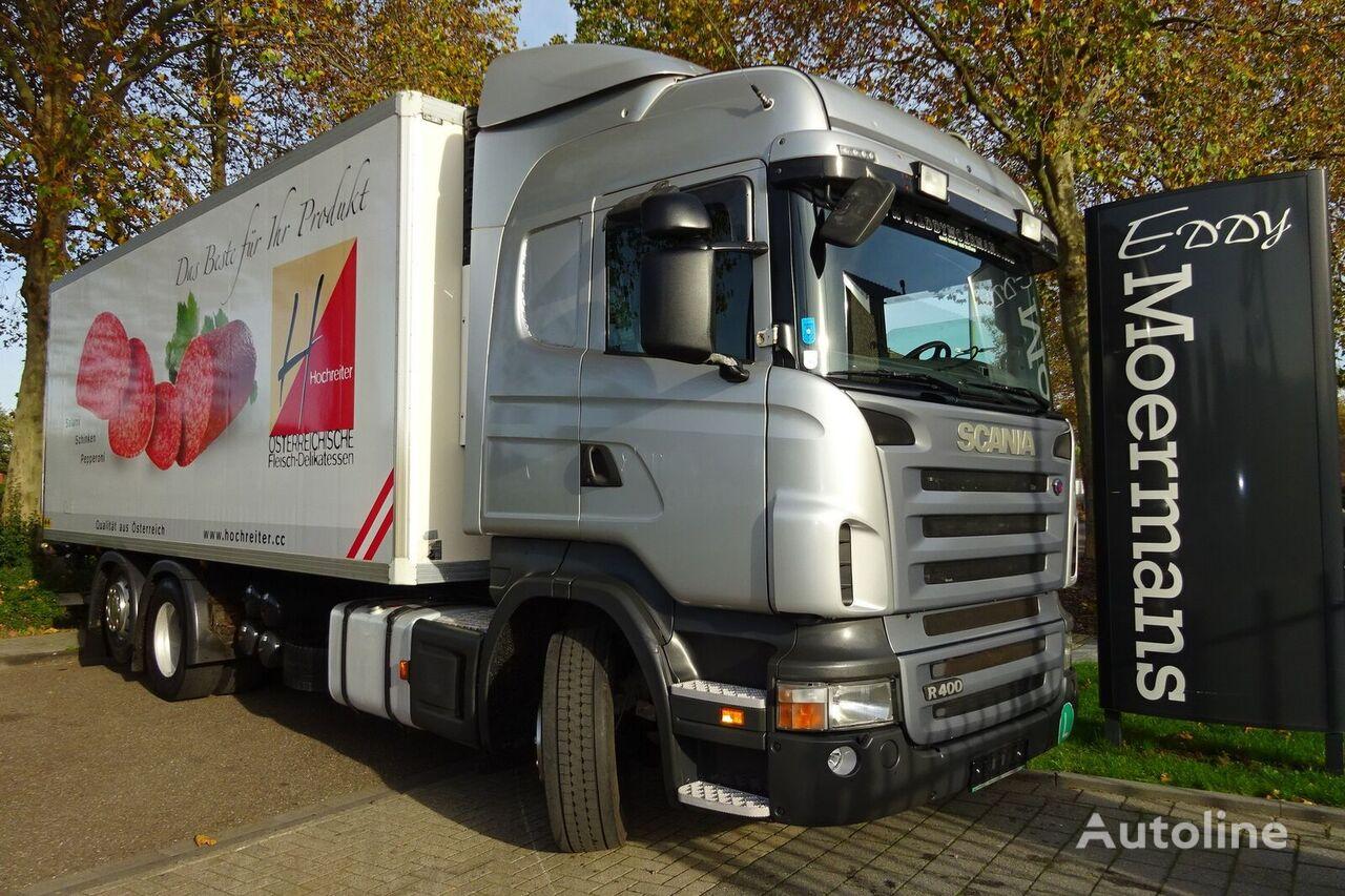SCANIA R400 kamion hladnjača