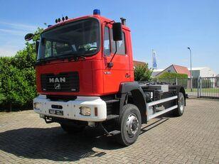 MAN 19.364 Haakarm/Hooklift/Abrolkipper kamion rol kiper
