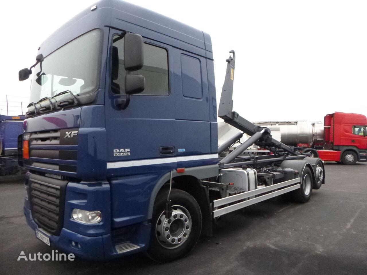 DAF 105.460 kamion rol kiper