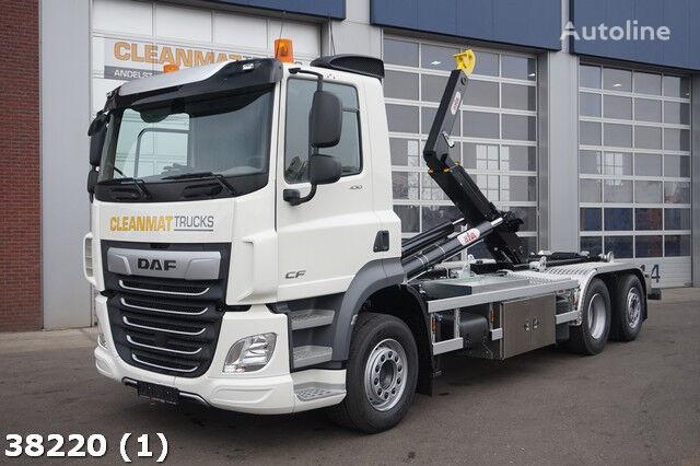 DAF FAN CF 430 6x2 kamion rol kiper