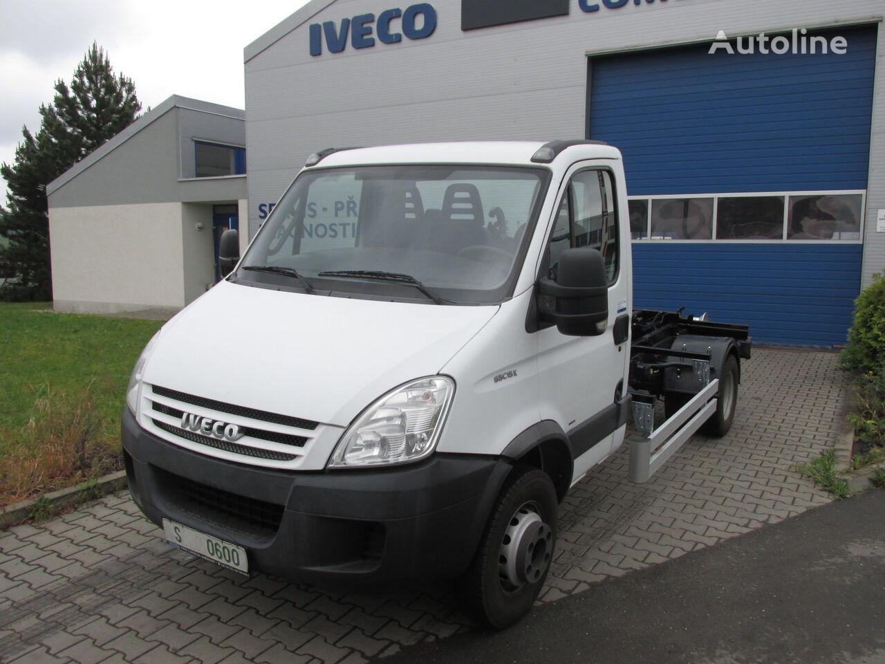IVECO 65C15 K  kamion rol kiper