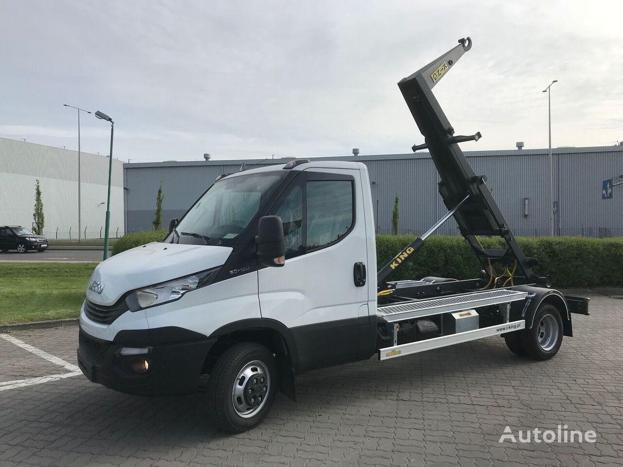 novi IVECO Daily 50C15GZ  kamion rol kiper