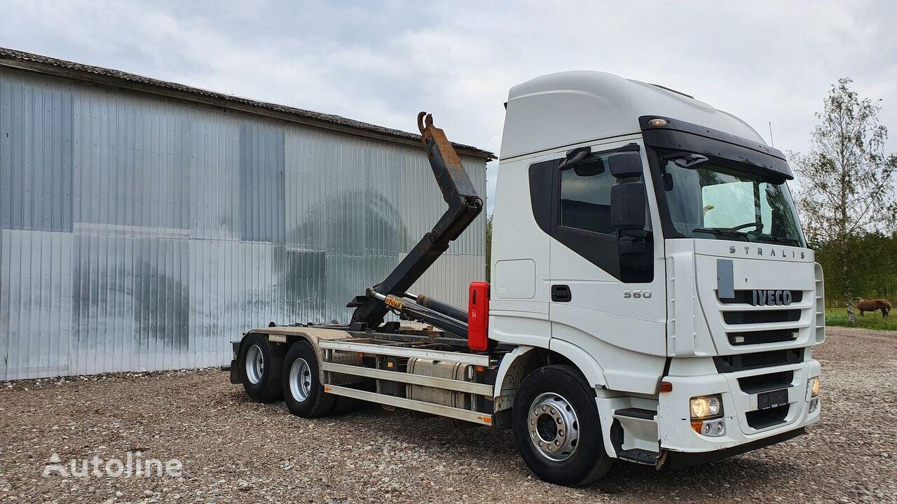 IVECO STRALIS 560 kamion rol kiper