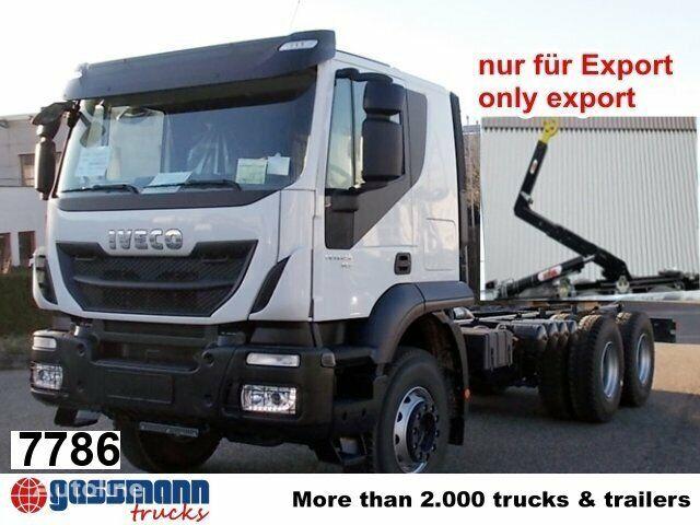 novi IVECO Trakker / AD260T45 / Autom./Klima kamion rol kiper