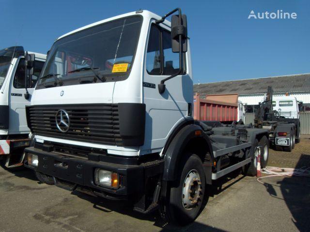 MERCEDES-BENZ 2631 K - 6x4 kamion rol kiper