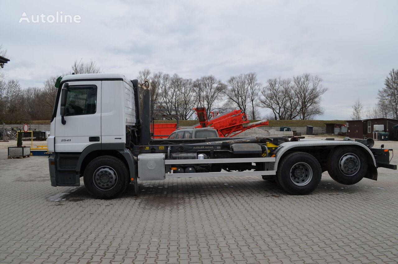 MERCEDES-BENZ Actros 2541 kamion rol kiper