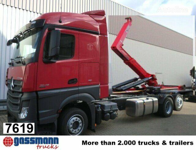 novi MERCEDES-BENZ Actros 2545L kamion rol kiper