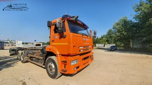 MULTILIFT Камаз 658667 kamion rol kiper