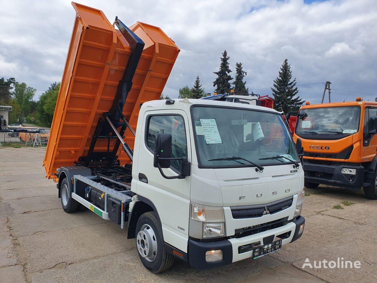 novi Mitsubishi Fuso 7c18 kamion rol kiper