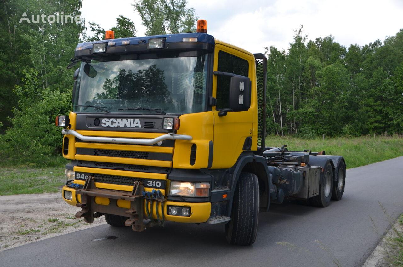 SCANIA 94 G kamion rol kiper