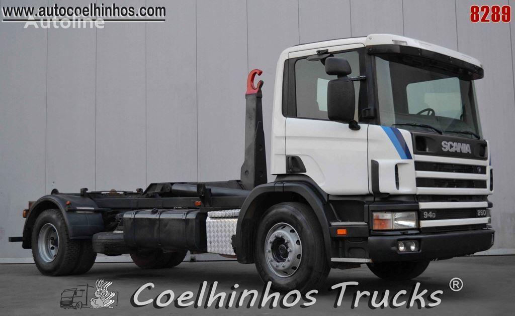 SCANIA 94G 260 kamion rol kiper