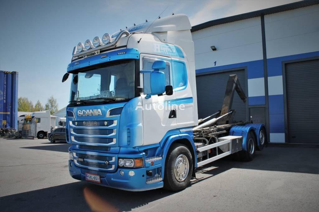 SCANIA R 560 kamion rol kiper