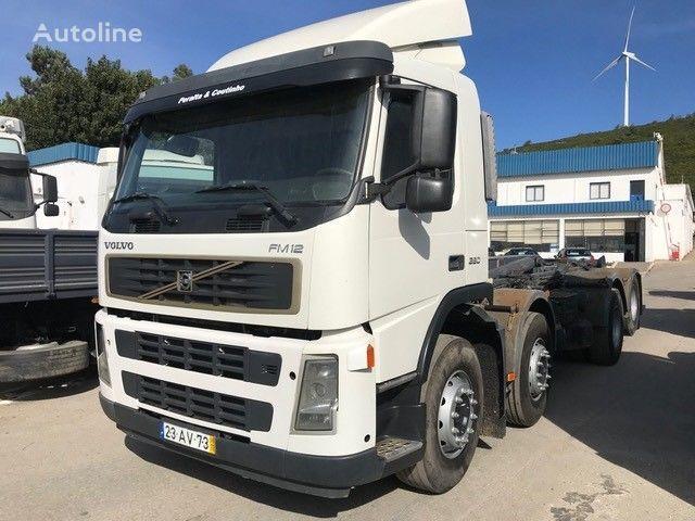 VOLVO FM 12 - 32 Tons kamion rol kiper