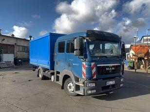 MAN TGL 8.220 kamion s ceradom