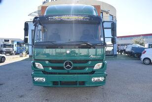 MERCEDES-BENZ 1229 L ATEGO kamion s ceradom