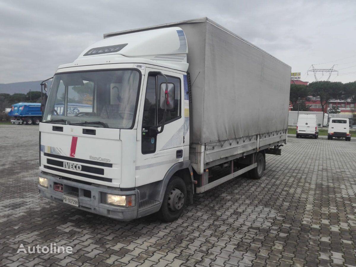 IVECO EUROCARGO 75E14 kamion s ceradom